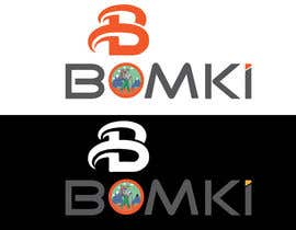 "#128 for ""Bomki"" is Looking for an Awesome Logo.. by Mastermindsathi"