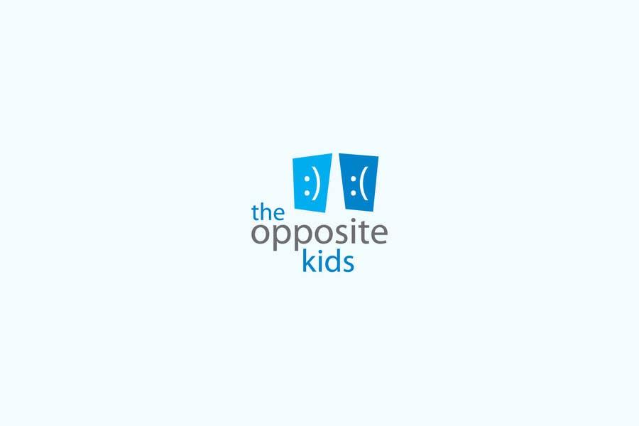 Konkurrenceindlæg #                                        70                                      for                                         Logo Design for The Opposite Kids