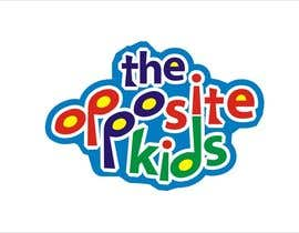 #166 для Logo Design for The Opposite Kids от innovys