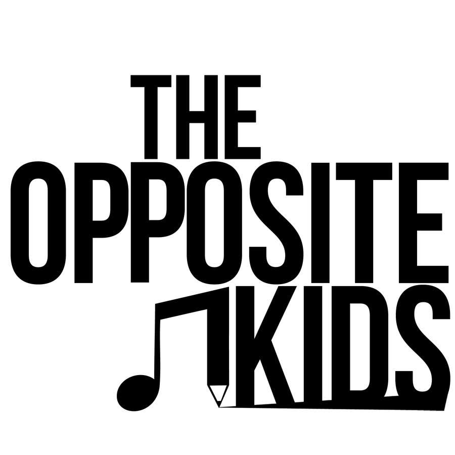 Konkurrenceindlæg #                                        2                                      for                                         Logo Design for The Opposite Kids