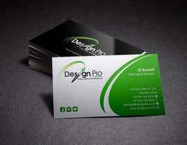 ezesol tarafından Design some Business Cards for Design Pro için no 4