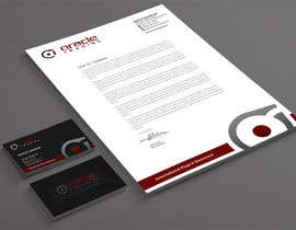 #77 for Business Card + Letterhead Design for ORACLE TRADING INC. af cucgachvn