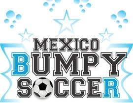 #33 para Diseñar un logotipo for Bumpy Soccer Mexico de ncarbonel