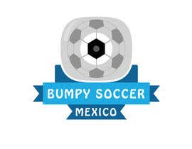 #36 para Diseñar un logotipo for Bumpy Soccer Mexico de Renovatis13a