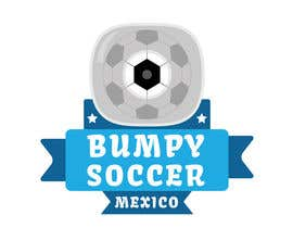 #38 para Diseñar un logotipo for Bumpy Soccer Mexico de Renovatis13a