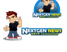 #40 para Logo Design for NextGenNews por caesar88caesar