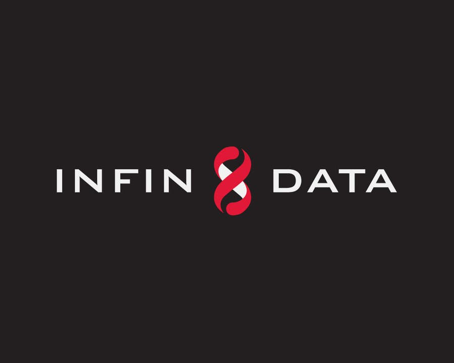 #75 for Logo Design for Infin8data by WebofPixels