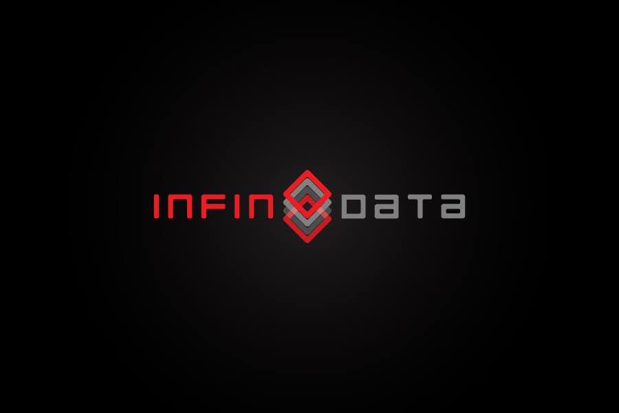 Penyertaan Peraduan #243 untuk Logo Design for Infin8data