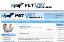 Graphic Design Contest Entry #31 for Logo Design for Pet Vet Supplies