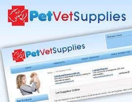 #114 dla Logo Design for Pet Vet Supplies przez mixfocuz