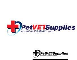#206 untuk Logo Design for Pet Vet Supplies oleh sikoru