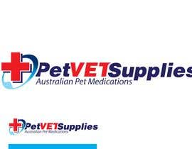 #200 for Logo Design for Pet Vet Supplies by sikoru