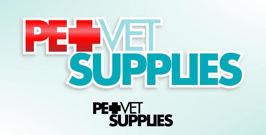 Конкурсная заявка №203 для Logo Design for Pet Vet Supplies