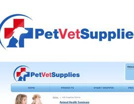 #192 untuk Logo Design for Pet Vet Supplies oleh Djdesign