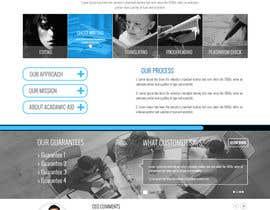 #53 untuk Design a PSD for my website oleh webmastersud