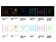 Graphic Design Entri Peraduan #3 for Design some Icons for Technology products
