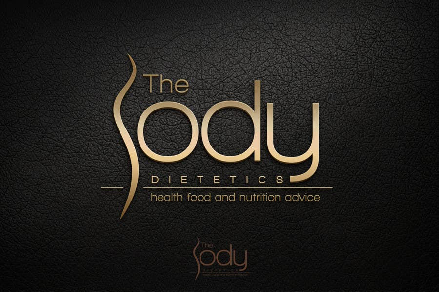 #40 for Logo Design for The Body Dietetics; health food and nutrition advice. by dimitarstoykov