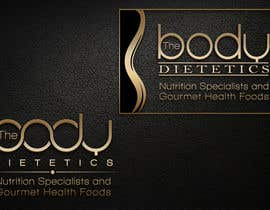 #123 for Logo Design for The Body Dietetics; health food and nutrition advice. af dimitarstoykov