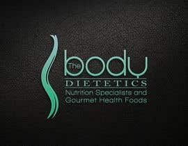 nº 72 pour Logo Design for The Body Dietetics; health food and nutrition advice. par dimitarstoykov