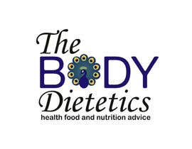 #138 for Logo Design for The Body Dietetics; health food and nutrition advice. af sourav221v