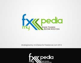 #583 for Logo Design for myfxpedia af AmrZekas