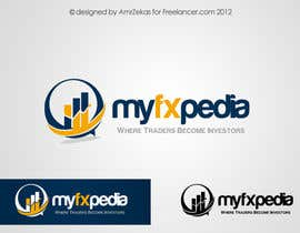 #186 cho Logo Design for myfxpedia bởi AmrZekas