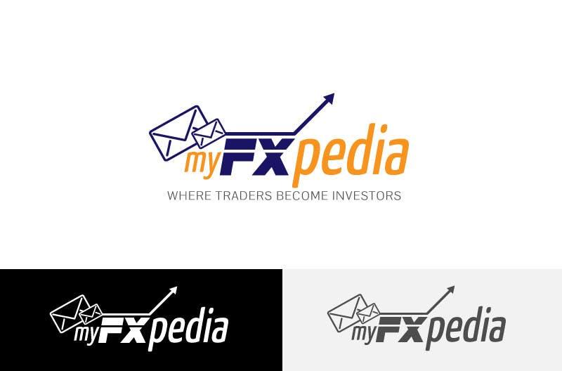Bài tham dự cuộc thi #586 cho Logo Design for myfxpedia