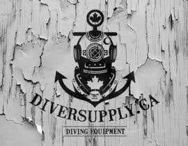 nº 6 pour Logo Design - Canadian Divers Supply par EdesignMK