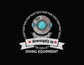 nº 17 pour Logo Design - Canadian Divers Supply par shapegallery