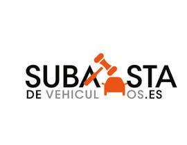 nº 30 pour Diseñar un logotipo  (name is/nombre:  Subasta de vehiculos.es) par Yohanna2016