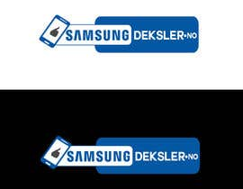 #101 untuk New logo for webshop - www.samsungdeksler.no oleh NeagoeR