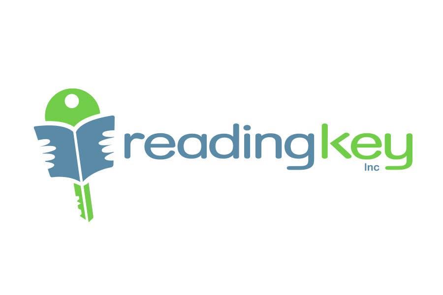 Penyertaan Peraduan #311 untuk Logo Design for ReadingKEY Inc