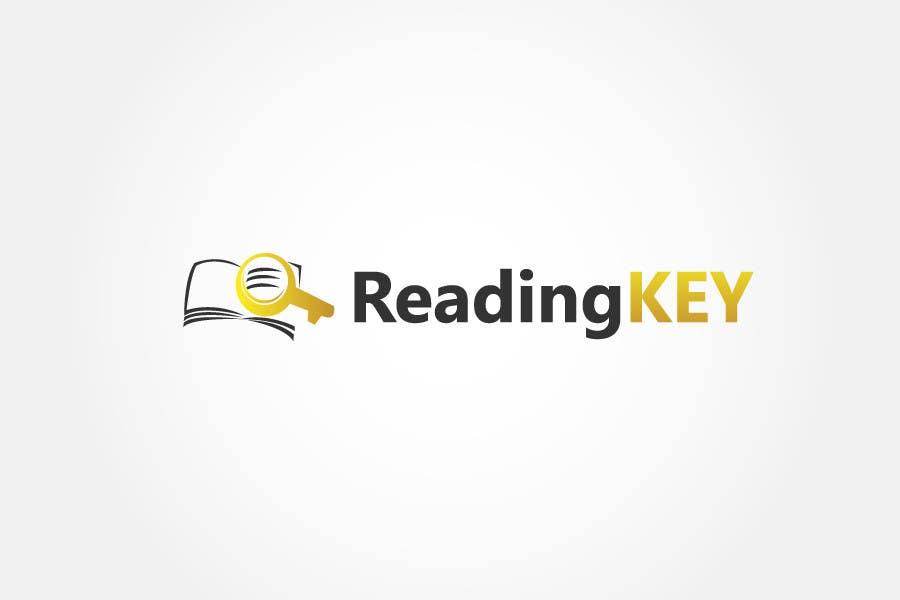 Penyertaan Peraduan #342 untuk Logo Design for ReadingKEY Inc
