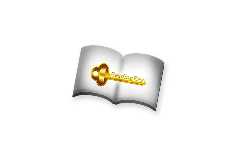 Penyertaan Peraduan #362 untuk Logo Design for ReadingKEY Inc