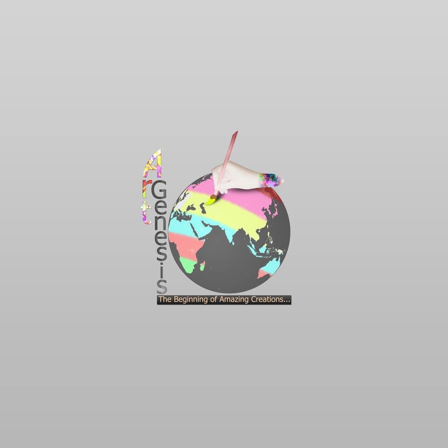 Proposition n°18 du concours Art Genesis Logo