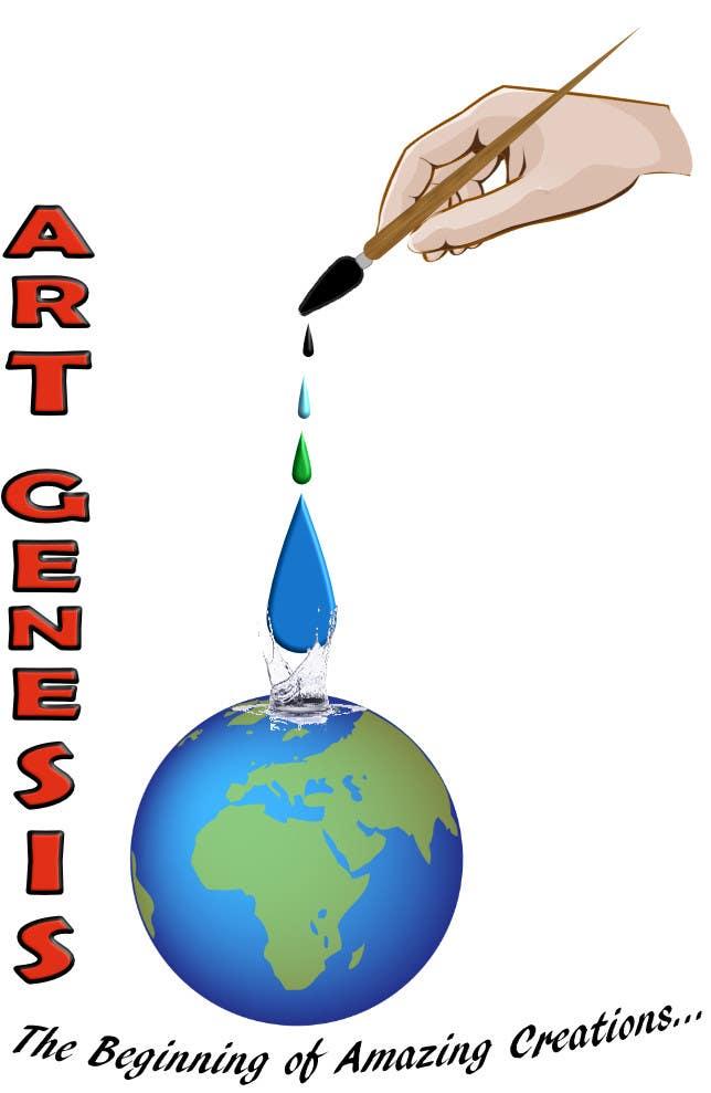 Proposition n°21 du concours Art Genesis Logo