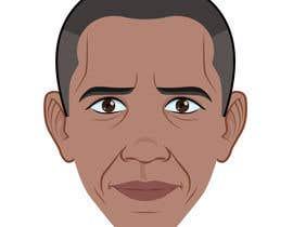 peshan tarafından Vector Barack Obama Head! için no 66