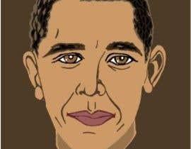 Ewehouse tarafından Vector Barack Obama Head! için no 77