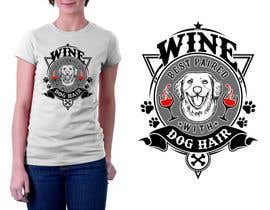 #66 for Design a Woman's T-Shirt for the dog lover by iddur