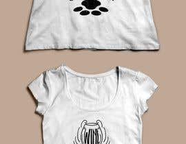 #43 for Design a Woman's T-Shirt for the dog lover by gilart