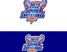 #20 for Design a logo for 2022 Summer Invitational Lacrosse Tournament by Plastmass