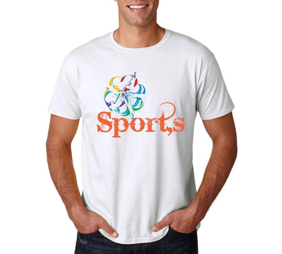 Kilpailutyö #                                        30                                      kilpailussa                                         Design a T-Shirt