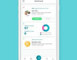 #15 for Design an App Mockup by rezashintia
