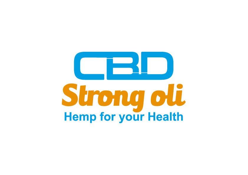 Proposition n°78 du concours Design a Logo for Strong CBD