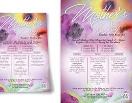 nº 14 pour Design a Mother's Day Flyer par KahelDesignLab