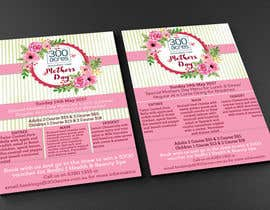 #6 for Design a Mother's Day Flyer by Kitteehdesign