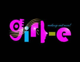 #78 for Logo Design for Girl-e by Riteshakre