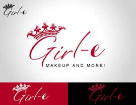 #208 for Logo Design for Girl-e by logorainbow