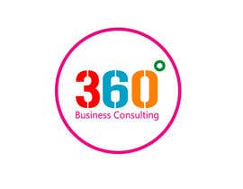 #28 for Logo for 360° Business Consulting by projectonline95