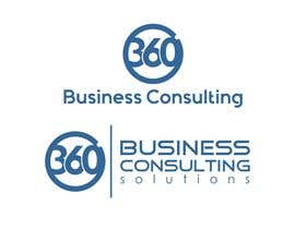 nº 41 pour Logo for 360° Business Consulting par gbeke